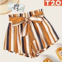 Quần short belted S03